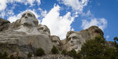 Mount Rushmore national monument, South Dakota — Stock Photo