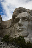 Mount Rushmore national monument, South Dakota — Stock Photo