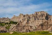 Badlands, South Dakota — Stock Photo
