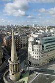 Across London — Stock Photo