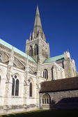 Chichester in the sun — Stock Photo