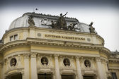 Slovak National Theatre — Stock Photo