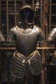 Armature medievali — Foto Stock