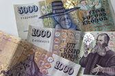 Icelandic money — Stock Photo