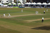 Sussex v australien cricketmatch tour — Stockfoto