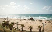 Beach . — Stock Photo