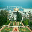 Stock Photo: Bahai gardens, Haifa, Israel.