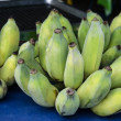Stock Photo: Cultivated banana
