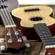 Ukuleles — Stock Photo