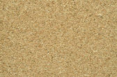 Closeup of Blank Cork board  Clipping path included. — Stock Photo