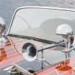 Stock Photo: Motorized leisure boats allow for relaxing travel