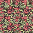 Seamless pattern — Vector de stock #14963779