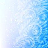 冬の背景 — ストックベクタ