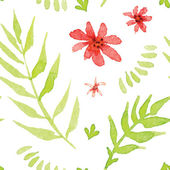 Simple flower background — Vetorial Stock