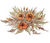 Obrázek květiny. — Stock fotografie