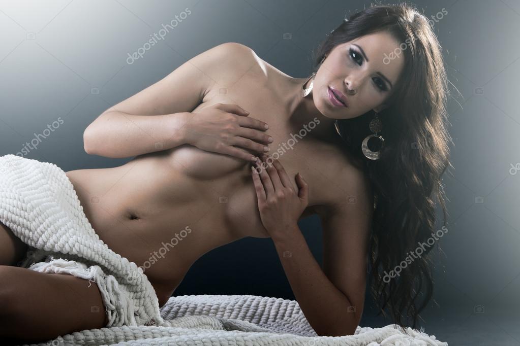 Semi Nude Beautiful 49