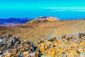 Landscape with Pico Viejo volcano, Tenerife, Spain — Stock Photo