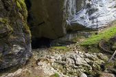 Coiba Mare cave in Apuseni mountains, Romania — Stock Photo