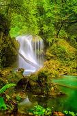 ラ vaioaga の滝、beusnita 国立公園、ルーマニア — ストック写真