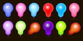 Royalty Free Balloons Vectors — Vettoriale Stock