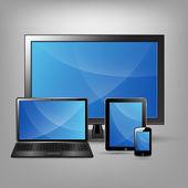 Vecteurs mobiles et gadgets — Vecteur