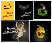 Halloween Vectors — Stock Vector