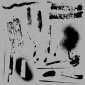 Grunge vektorer — Stockvektor