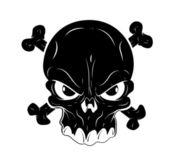 Skull Tattoo Vector — Stock Vector