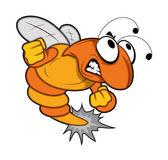 Vetor do mascote de abelha — Vetorial Stock