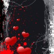 Royalty-Free Stock Imagen vectorial: Valentine Background- Vector Illustration