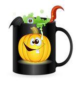 Halloween Vector Graphic — Stock Vector