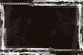 Film Reel Background Vector — Stock Vector