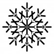Royalty-Free Stock Vektorov obrzek: Snowflake Vector