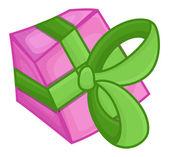 Gift Box Vector — Stock Vector