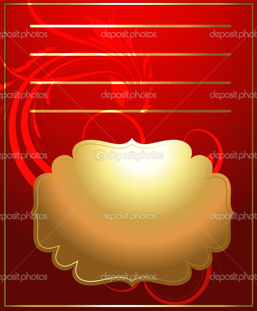 Creative Abstract Conceptual Design Art of Christmas Greeting Card Vector Illustration — Stock Vector #16945713