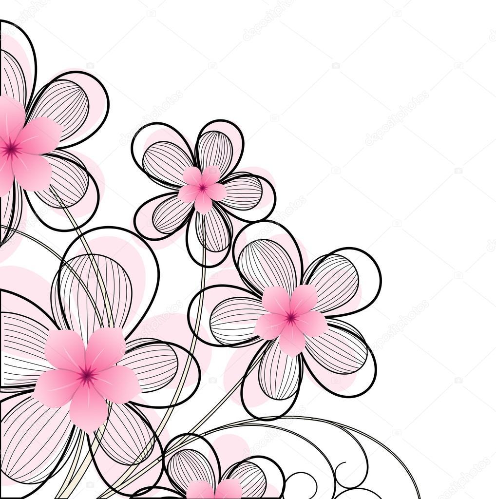 Ribbon Pattern Design