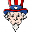 I want you - 4th of July Vector Illustration — Stock Vector #30781595