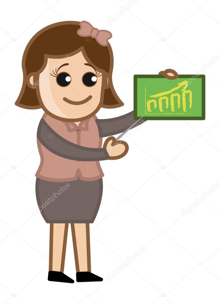 Woman Cartoon Drawing Drawing Art of Cartoon Girl