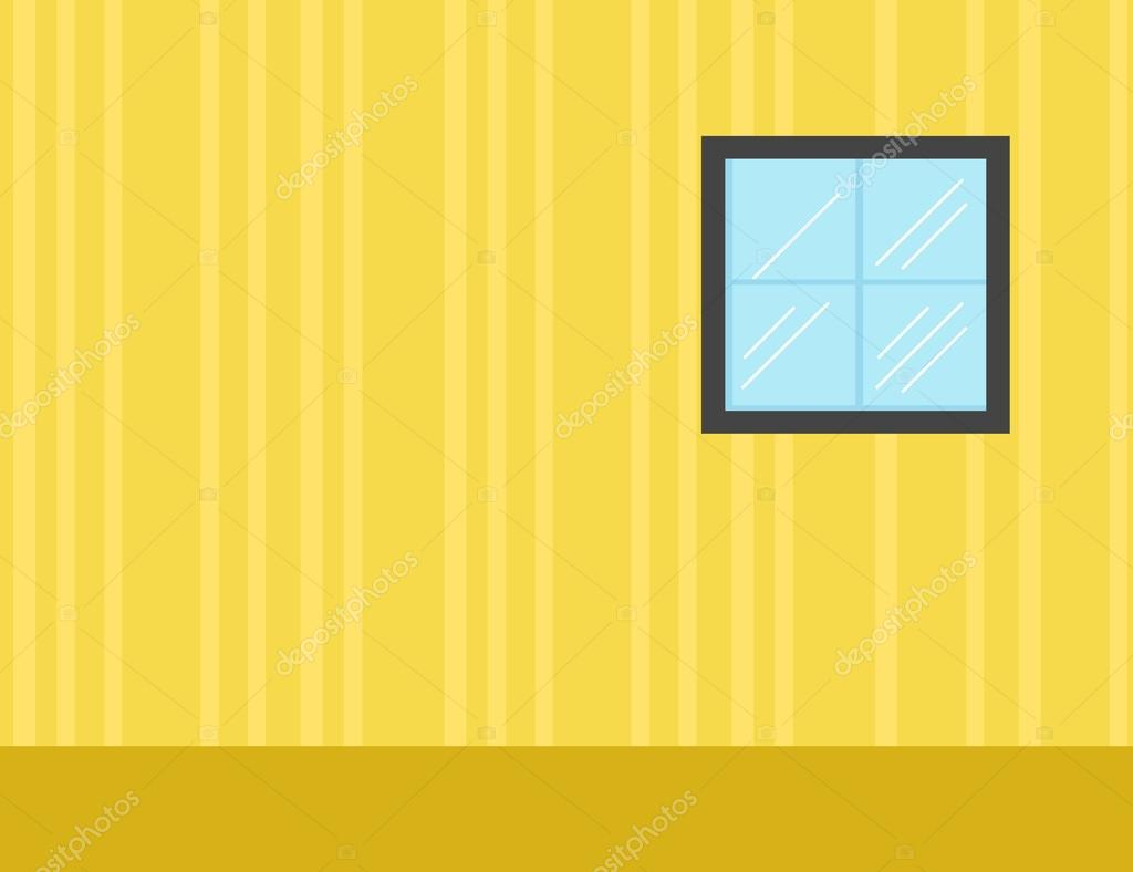 Room cartoon background vector stock vector baavli for Image of a room