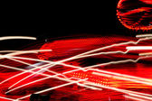 Carnival Abstract Red Techy Lights Background — Stock Photo