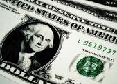 Sfondo bollette dollaro — Foto Stock
