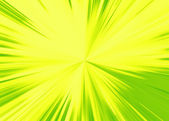 Bright Sunburst — Stock Photo