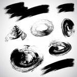 Grunge Texture Strokes — Stock Vector #7727884