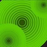 Retro Circle Background — Stock Vector #9444954