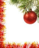 Christmas card — ストック写真