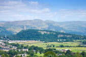 Wallace monument — Foto Stock