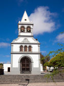 Church in Puerto del Rosario, Canary Islands, Fuerteventura — Stock Photo