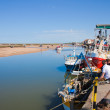 Stock Photo: Wells-next-the-Sea, hot summer day