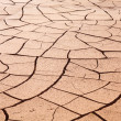 Natural background of cracked earth — Stock Photo #15386087