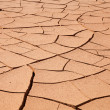 Natural background of cracked earth — Stock Photo